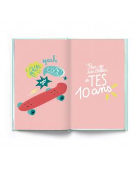 Cahier d'activités à remplir avec les souvenirs d'enfance