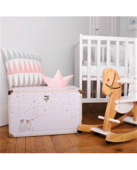 Coffre à souvenirs décoratif pour la chambre de bébé
