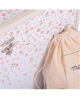 Modèle Chloé : des petits fleurs qui feront la joie des petites filles