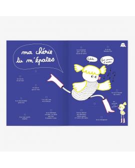 Cahier d'activités, une belle idée cadeau pour maman