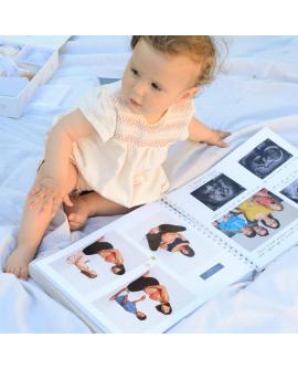 Album Photo bébé  personnalisable et pour scrapbooking