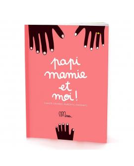 Livre d'activité à faire avec Mamie