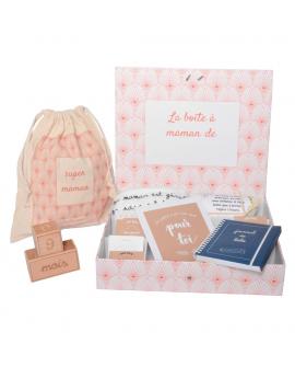 Rajouter des cadeaux personnels : idées de remplissage de la boite à Maman