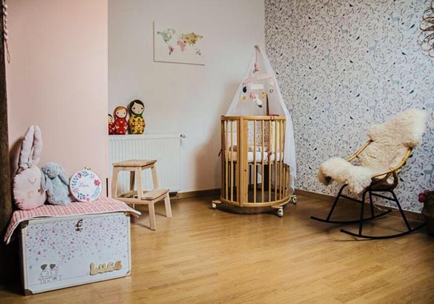 bébéothèque Chloé chambre fille cadeau de naissance