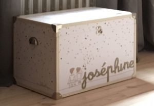 cadeau naissance personnalisé prénom Joséphine