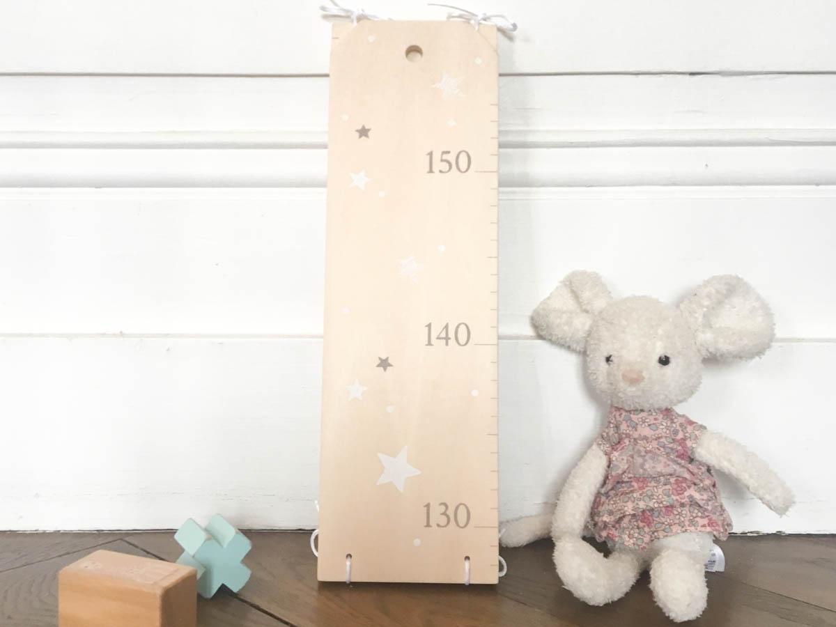 La toise en bois pliable - Le Petit Pousse