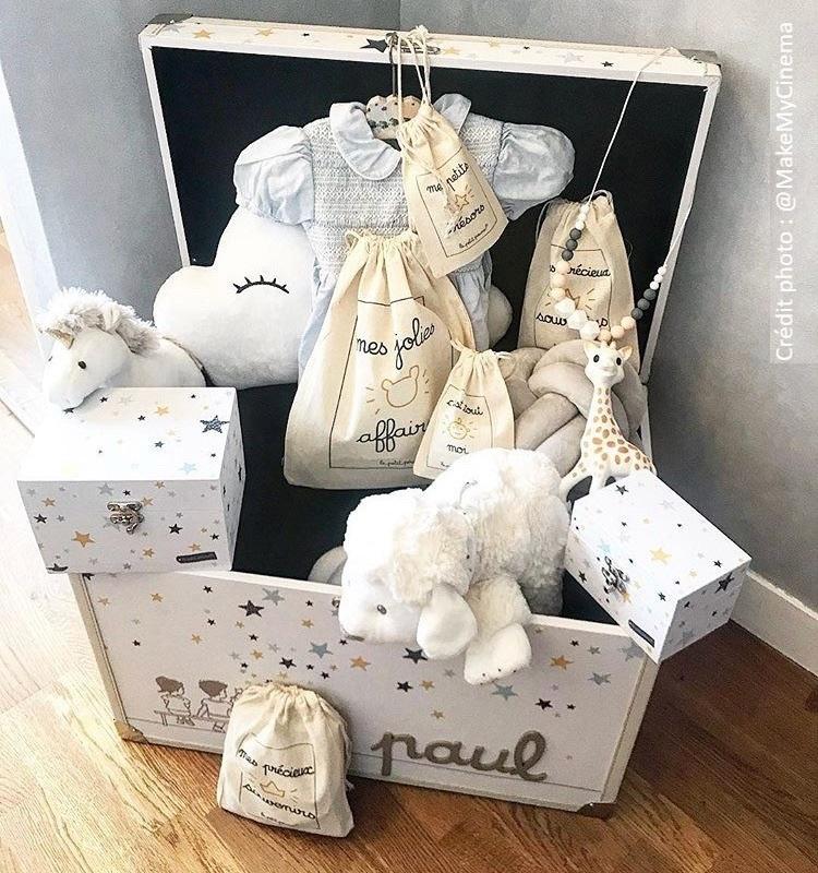 idée cadeau papy et mamie pour bébé