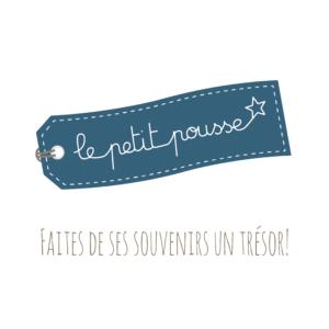 Logo Le Petit Pousse Print