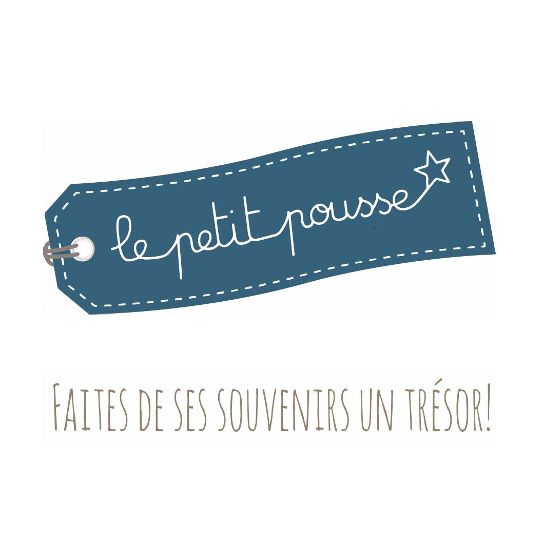 Logo Le Petit Pousse Faites de ses souvenirs un trésor