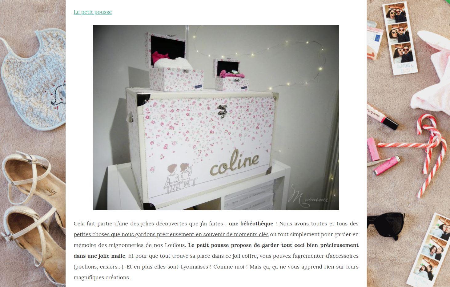 La bébéothèque : un des coups de coeur du Salon Baby de Paris