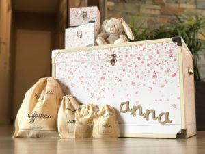 Cadeau de Noël inoubliable pour une petite fille