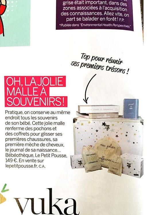 avis magazine parents bebeotheque