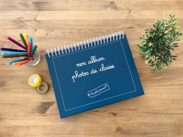 Album photos de classe Le Petit Pousse
