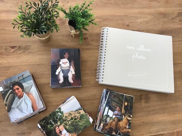 Imprimer ses photos pour créer un album unique à bébé