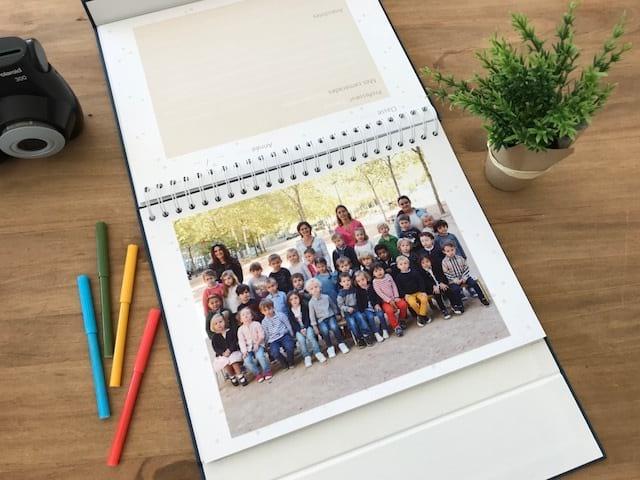 Souvenirs d'école, les photos de classe