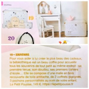 Sélection shopping bébé : la bébéothèque Le Petit Pousse