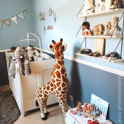 decoration-murale-étagère-fine-decorations-chambre-de-bebe