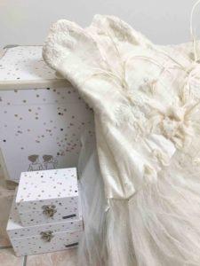 souvenirs robe mariée