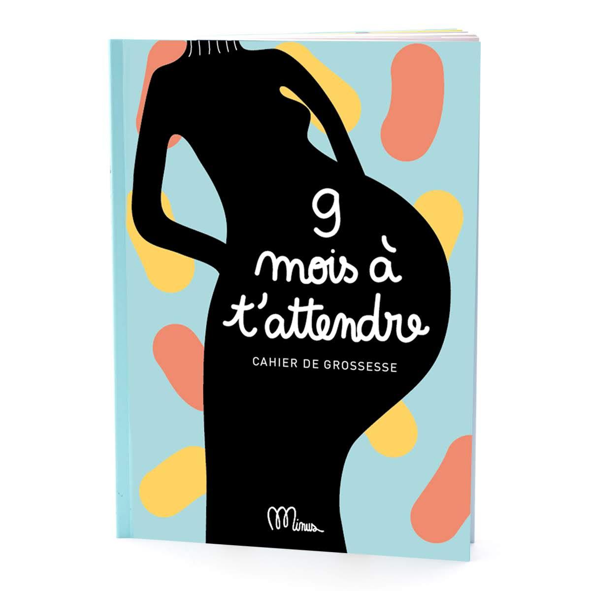 livre a offrir a une future maman