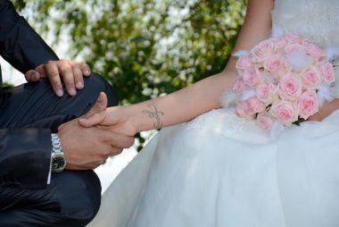 cadeau de mariage original de a part de proches