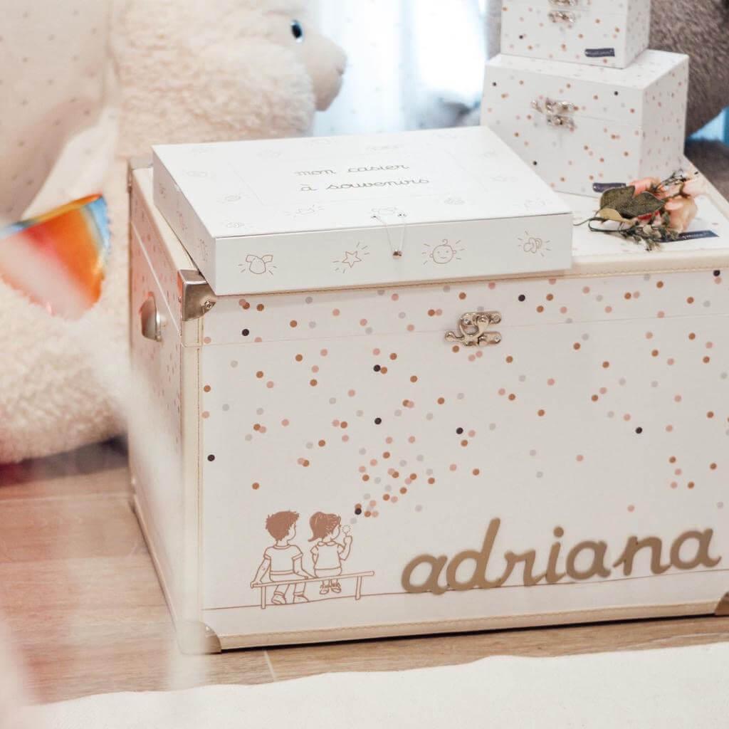 cadeau personnalisé bébé