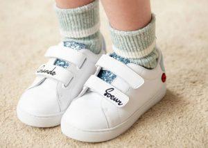 chaussures cadeau grande soeur