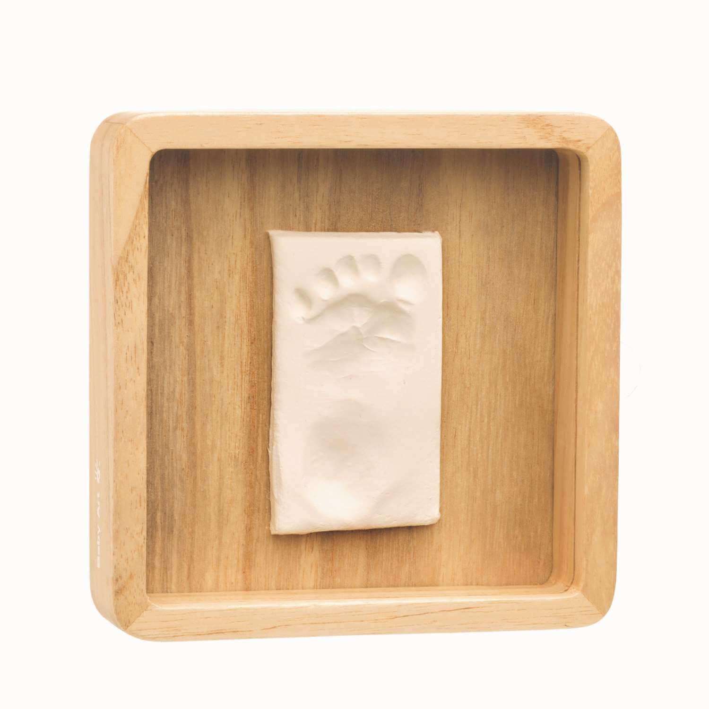 empreinte bébé pied main