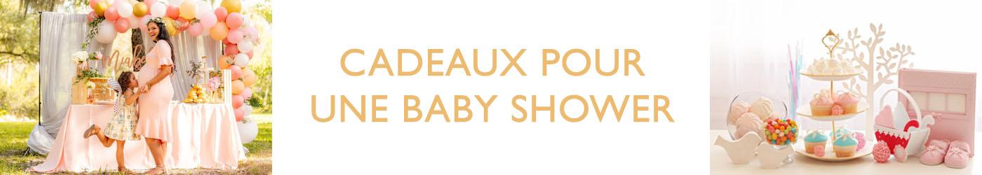 Idée cadeau baby shower