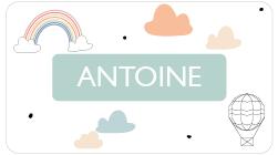 modèle Antoine cadeau bébé fille garçon