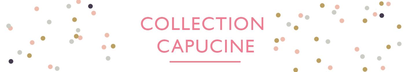 Capucine : boite à souvenirs bébé fille