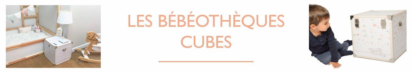 Grande boite à souvenirs - la cube